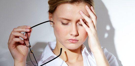 duizelig en hoofdpijn