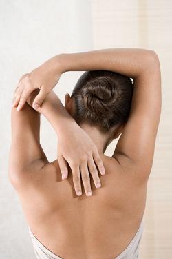 Pijn tussen schouderbladen zwanger