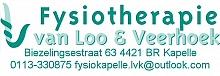 Fysiotherapie Van Loo & Vreehoek Kapelle logo