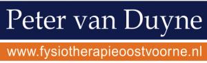 Praktijk voor Fysiotherapie en Manuele Therapie Peter van Duyne