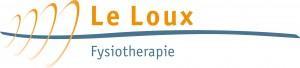 Fysiotherapie Le Loux logo